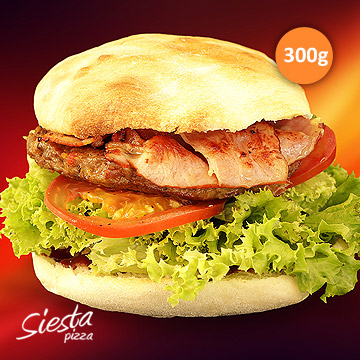 Siestapizza Mini burger